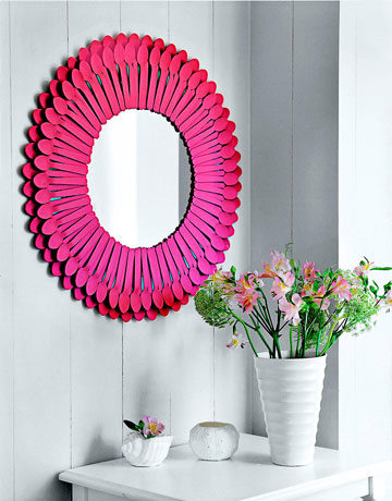 Plastic Spoon: Mirror