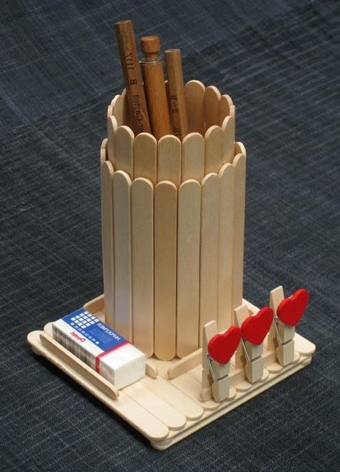 10 easy popsicle stick crafts ideas k4 craft What to make out of popsicle sticks