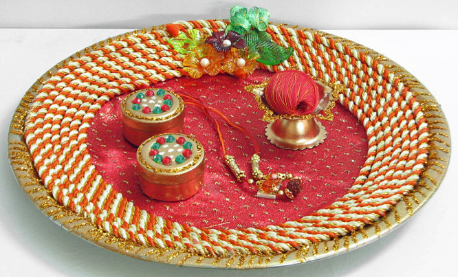 2015-navratri-decorations-ideas-thali-decoration