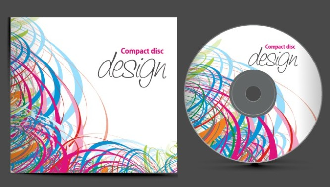 making cd covers