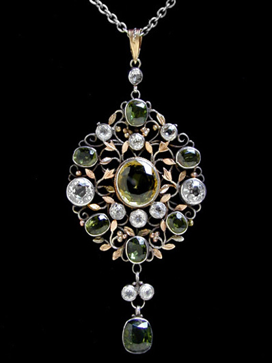 Collection of Antique Jewellery by Famous Artists