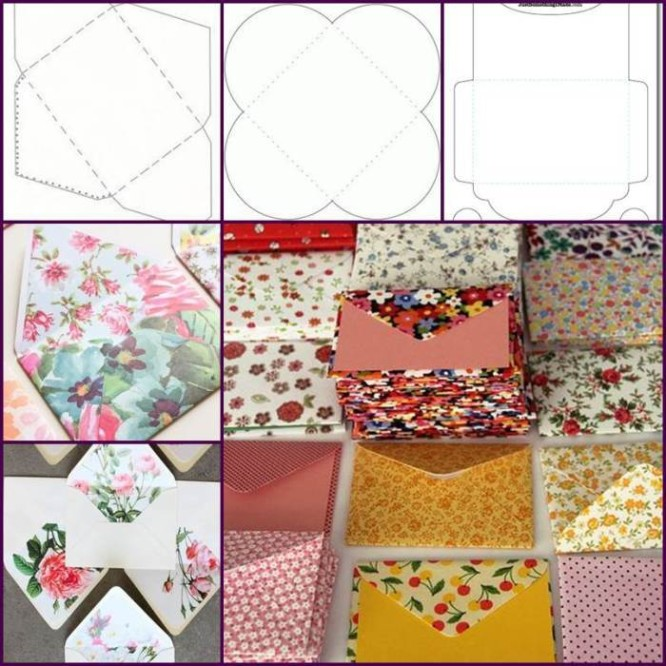 creative-ideas-diy-pretty-envelops-with-templates-700x700