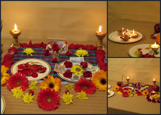 Diwali ideas 100 ideas to make your diwali special for Aarti thali decoration ideas