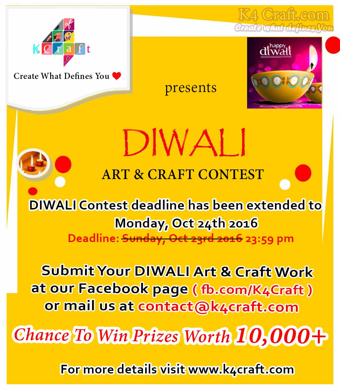 diwali-art-and-crfat-contest-k4craft1