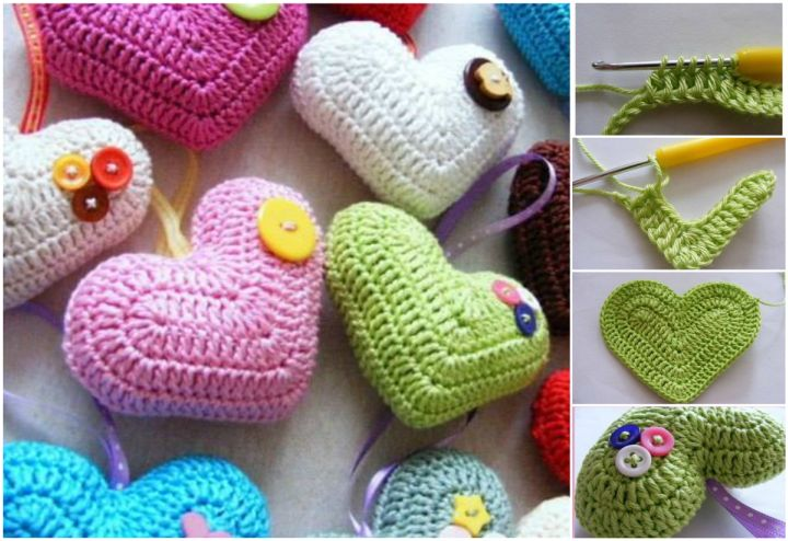 Diy Crochet Step By Step Instructions With Pictures K4 Craft
