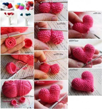 DIY: Crochet Step by Step Instructions with Pictures • K4 ...