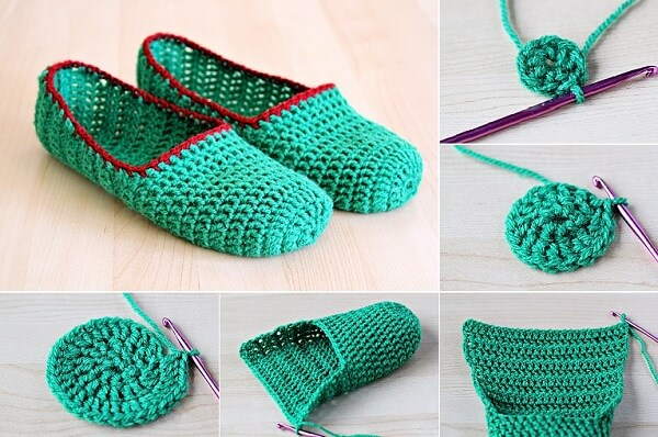 Crochet Step By Step Designs Instruction 6 K4 Craft