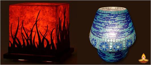 diwali-designer-lamp-shades