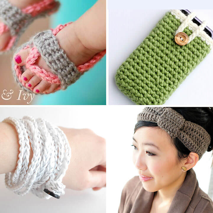 14 Easy Crochet Projects You'll Actually Want To Try ... |Easy Crochet Craft Projects