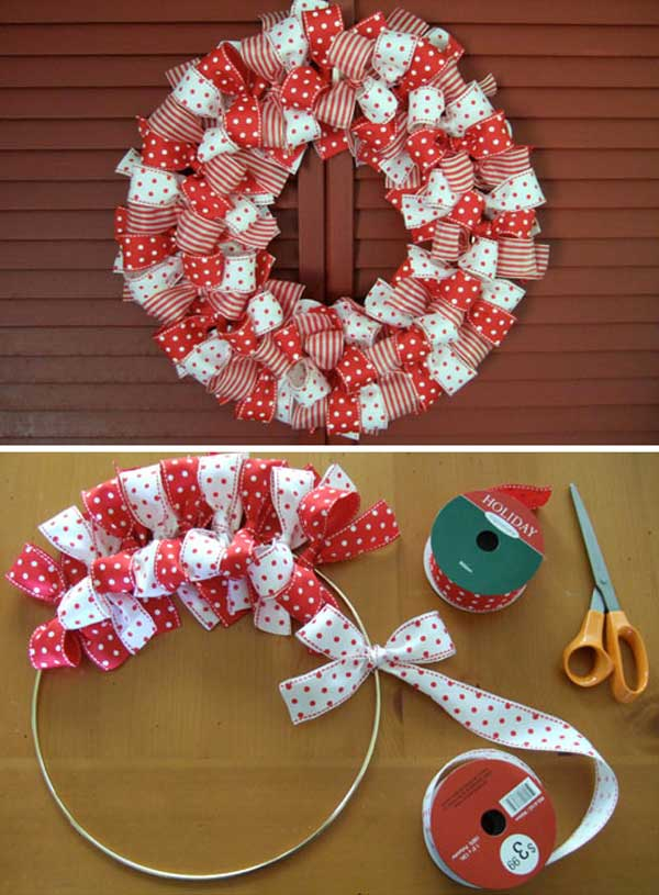 Diy 50 easy and affordable christmas decorations ideas for Diy christmas decorations for your home