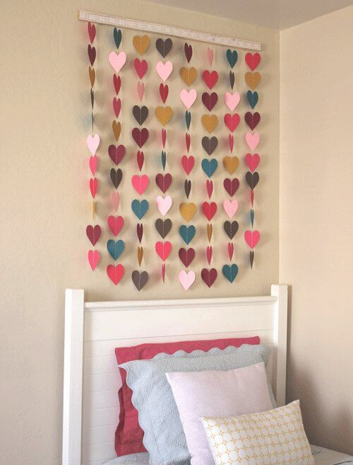 Wall Decor Tissue Paper : Diy wall hanging ideas to decorate your home k craft