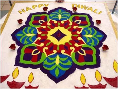 rangoli-celebrate-diwali