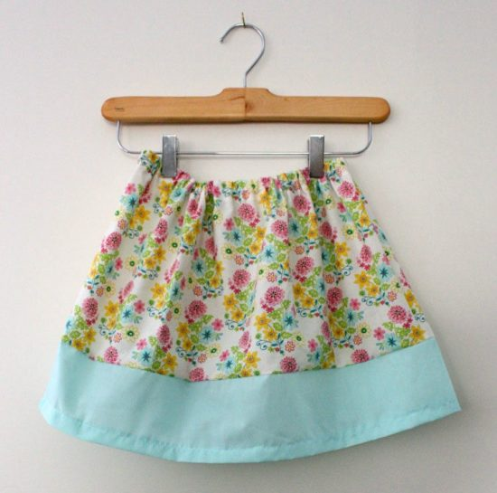 Sewing skirts