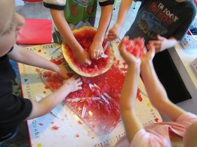 watermelon-eating-activity