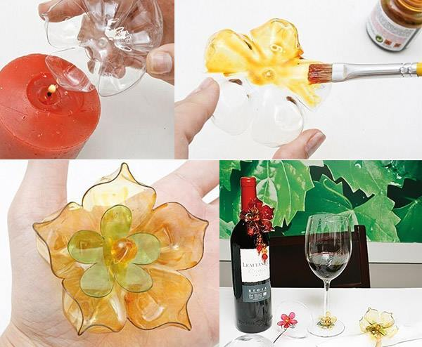 Step by step tutorial creative use of plastic bottle for Creative use of plastic bottles