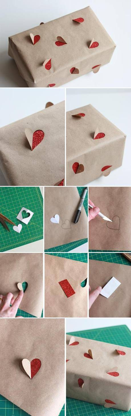 Genius Tricks For Gift Wrapping Step By Step Ideas K4 Craft
