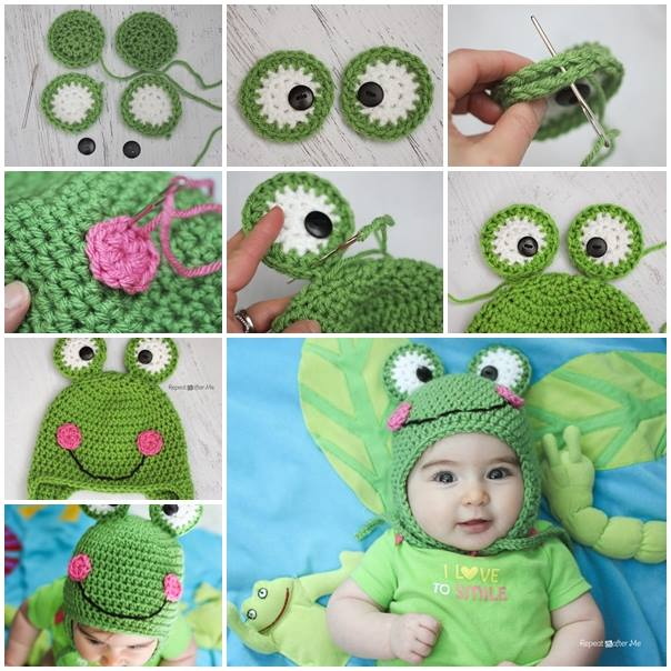 diy-baby-crochet-frog-hat-tutorial