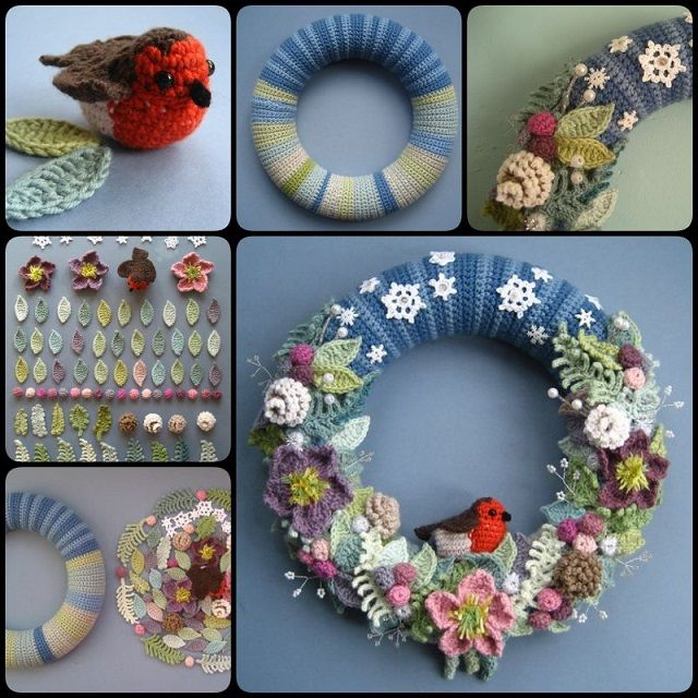 diy-crochet-wreath-step-by-step