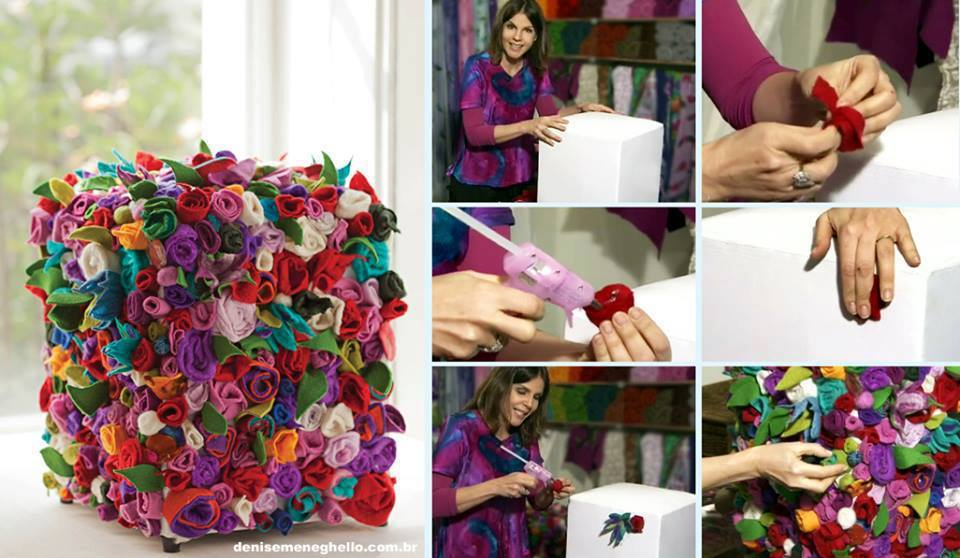 Diy Holiday Decoration Patchwork Ideas Step By Step K4