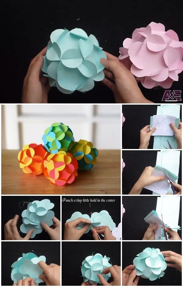 easy-way-to-make-a-3d-paper-flower-ball
