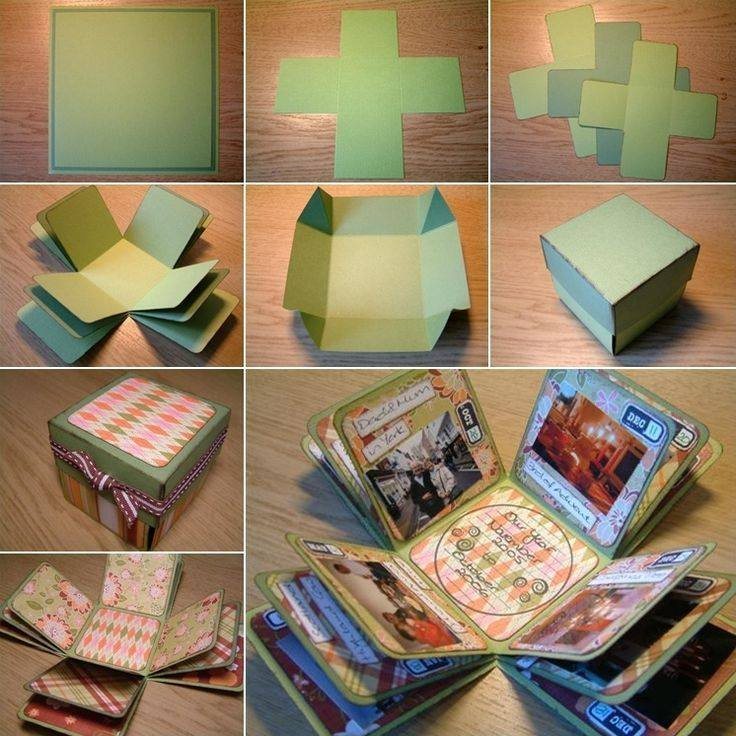 15 Easy Handmade Birthday Gift Cards Step by Step K4 Craft – Birthday Cards in a Box