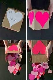 DIY Lovers Edition Birthday Gift Box Lover Card