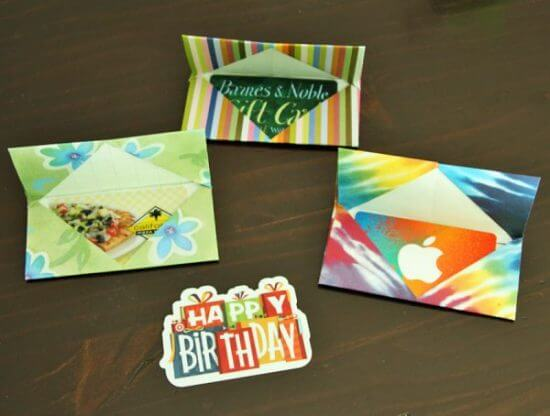 origami-gift-card-holders