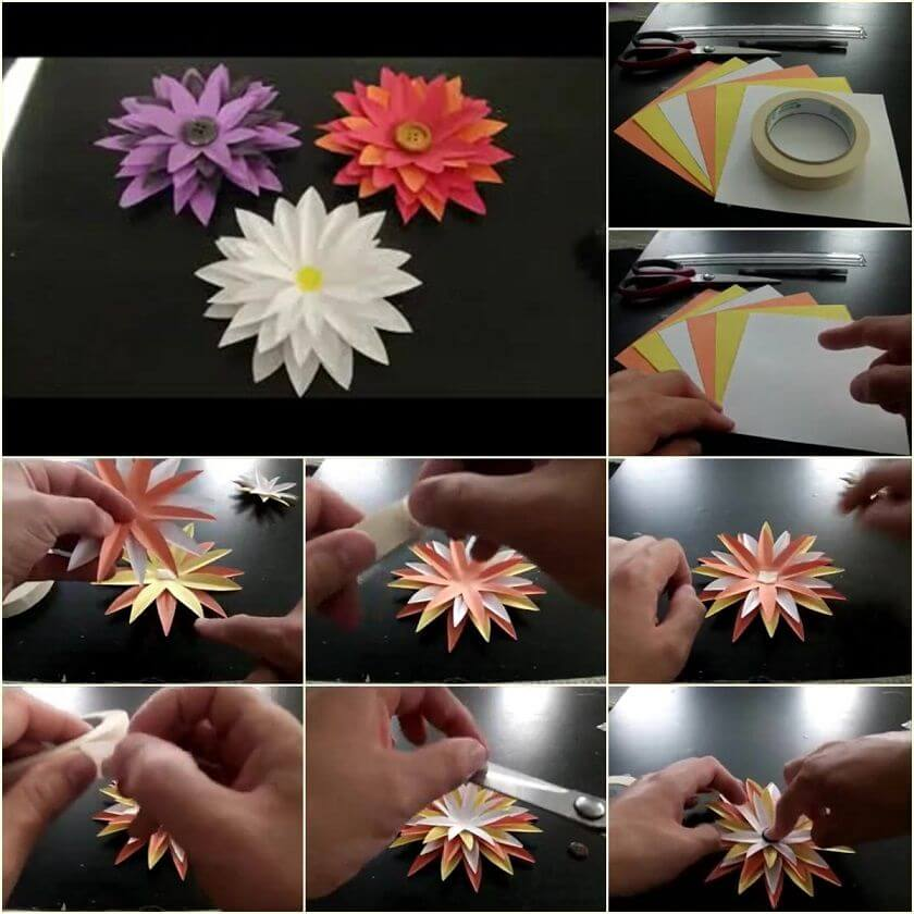 paper-flower-tutorial-step-by-step