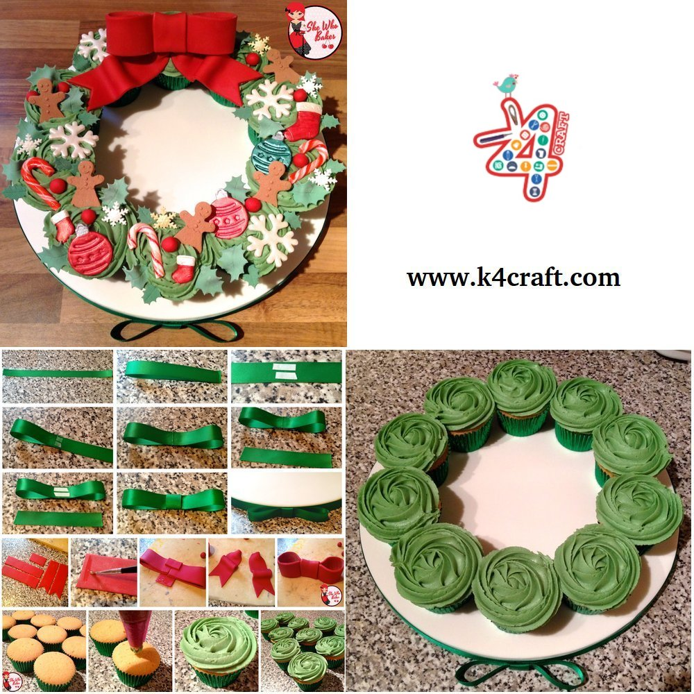 cupcake-wreath-tutorial-k4craft
