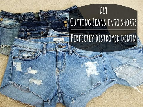 cutting-jeans-into-sorts