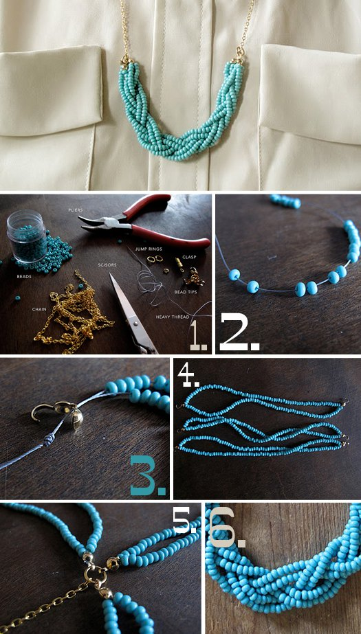 DIY : Step by Step Tutorial for Jewelry Making - K4 Craft
