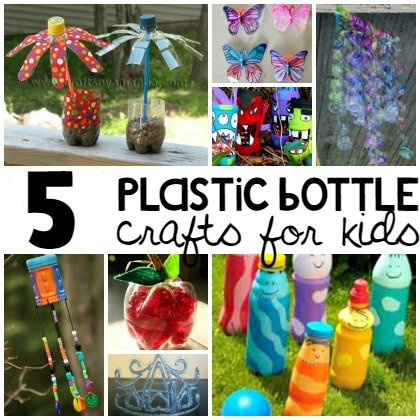 DIY Step by Step Plastic Bottle Crafts Ideas - K4 Craft