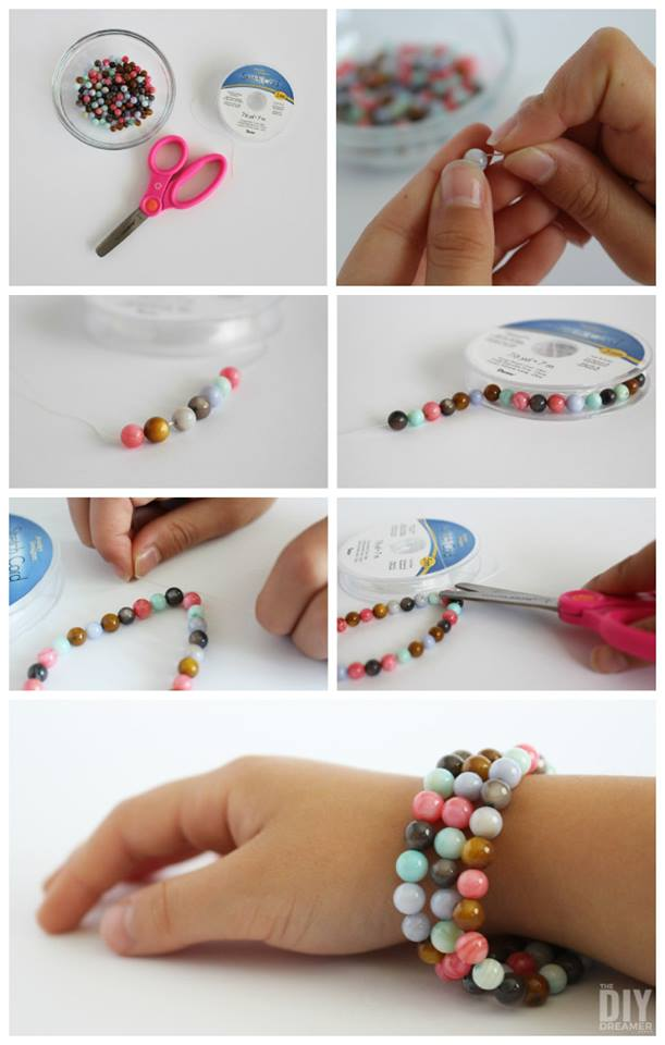 Simple And Easy Jewellery Step By Tutorial