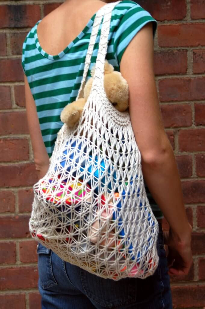 crochet string bag 2