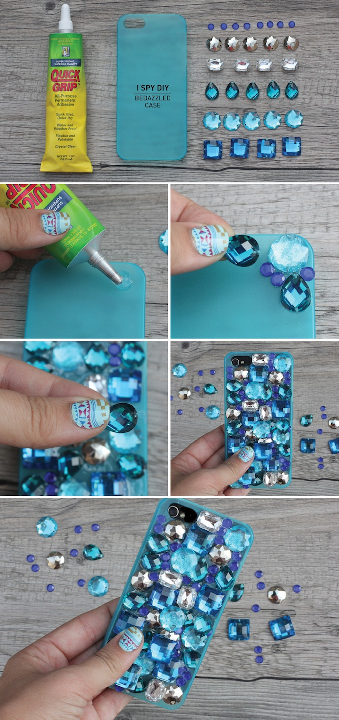 BEDAZZLED Mobile Phone CASE