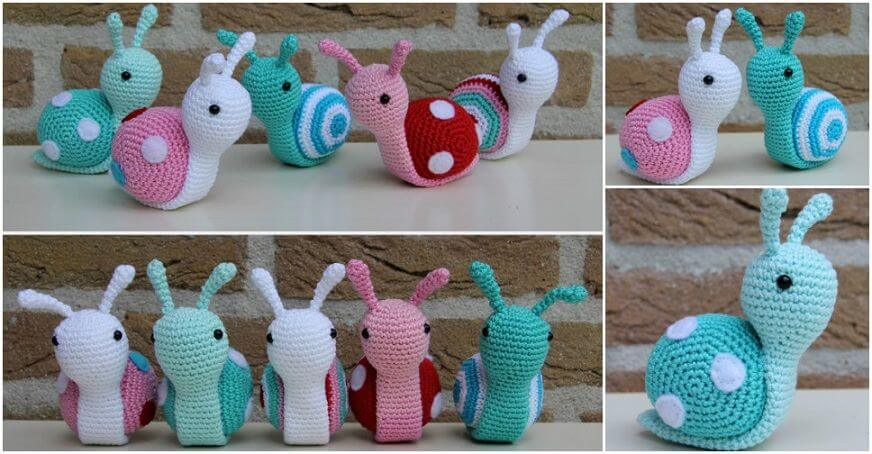 DIY-Crochet-Snail-Step-by-Step-Instructions