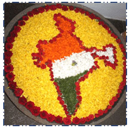 Indian-Map-Flowers-Rangoli-Design-For-Independence-Day