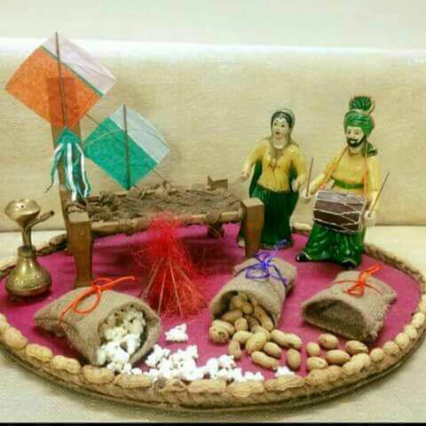 Beautiful Craft Ideas For Lohri Festival K4 Craft