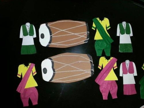 Beautiful Craft Ideas For Lohri Festival K4 Craft