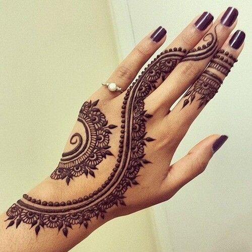 well-detailed-arabic-mehndi-designs