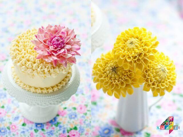 chrysanthemums-to-decorate-the-birthday-cake-k