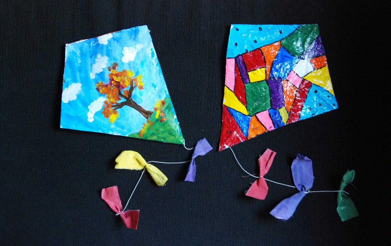 10 creative craft ideas for makar sanktanti pongal k4 for Art and craft for school decoration