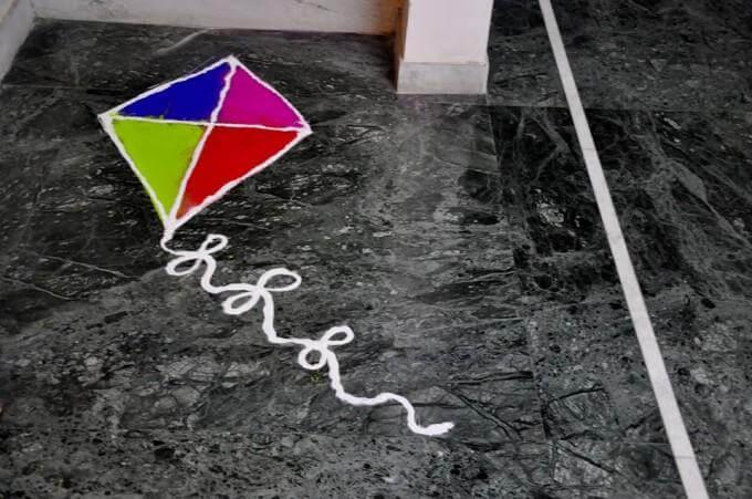 kite-rangoli