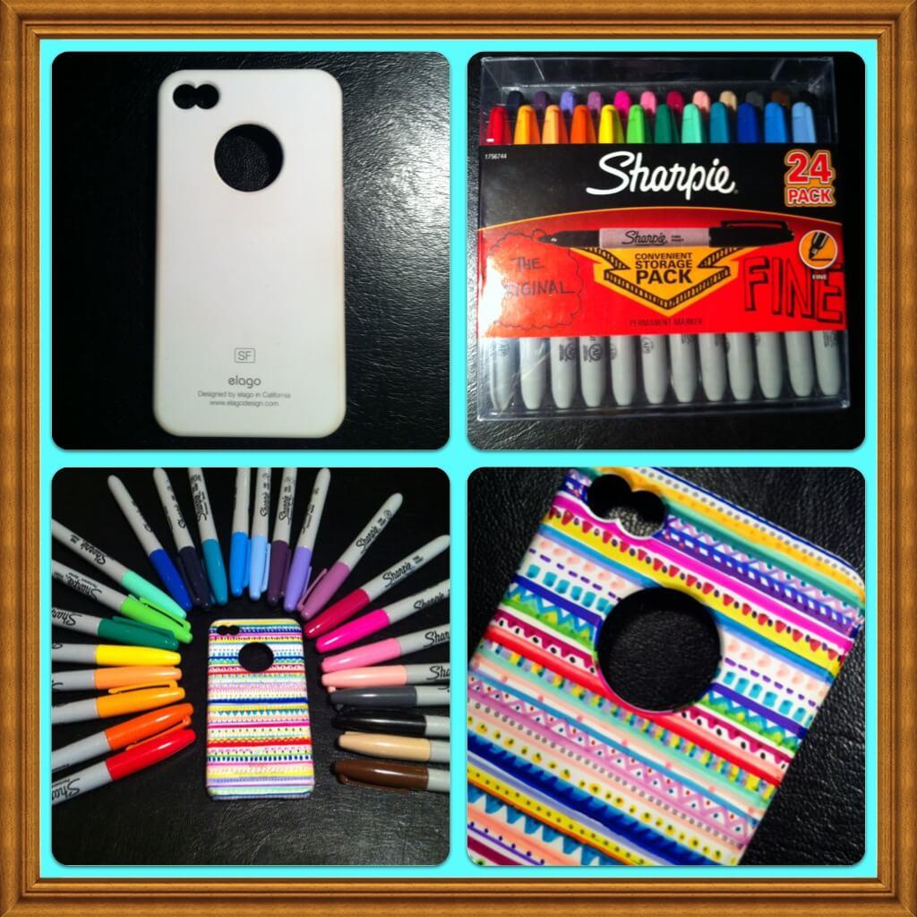 mobile-case-decor-using-Pencil-Ball-Pen