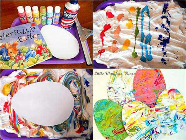 COLOR TO-SUMMON-CREATIVITY-Easter-Crafts