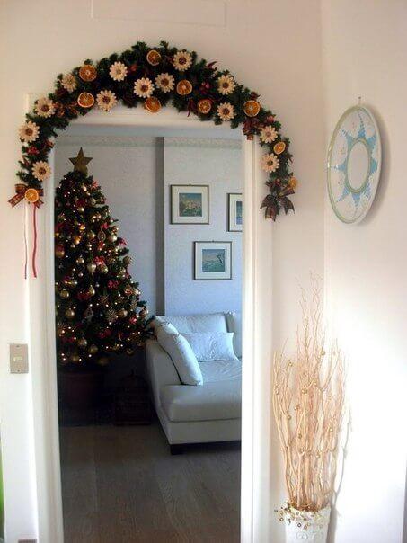 DIY-Pumpkin-Seed-Flower-Christmas-Ornament-k4craft-1