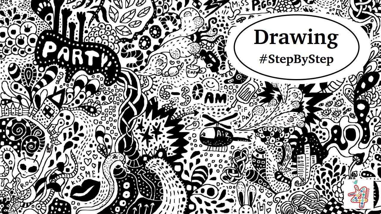 drawing lessons easy step by step drawing tutorials k4