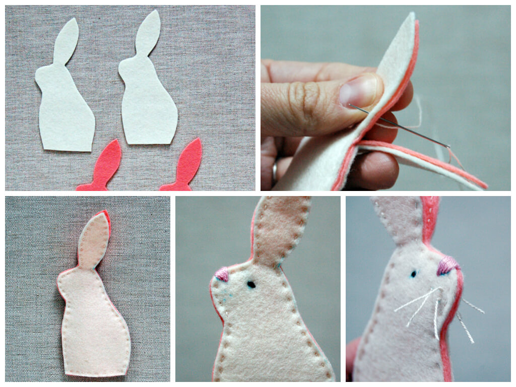 30 diy cute and creative easter crafts for kids page 2 for Simple waste material craft