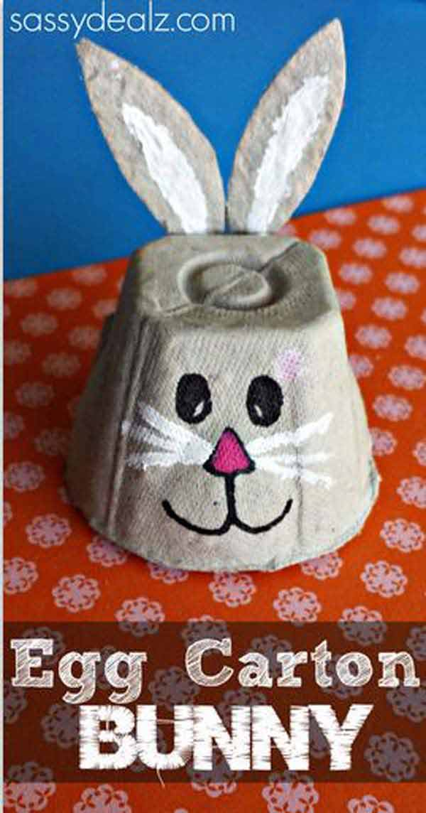 30 Diy Cute And Creative Easter Crafts For Kids Page 2