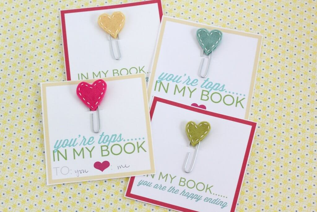 Stitched-Heart-Bookmarks